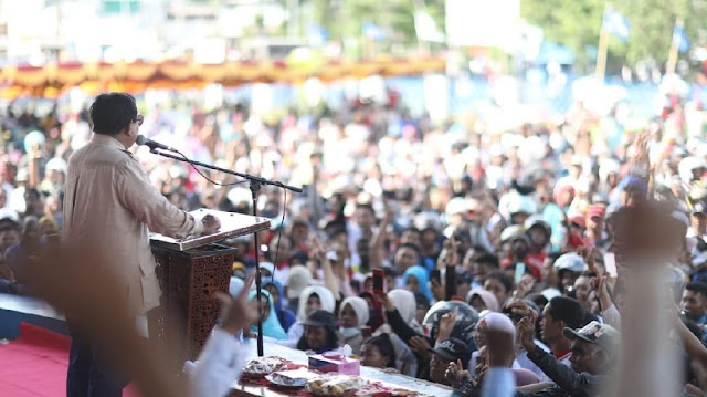 Prabowo Izin Ngopi Saat Jeda Azan, BPN Jelaskan Duduk Perkaranya