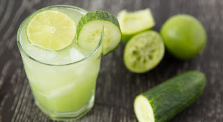 Benefits of Drinking Lemon Cucumber Juice, the Best Drink for a Healthy Diet - Healthy T1ps