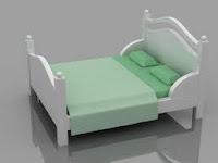 kasur,tempat,tidur,nyaman,bantal