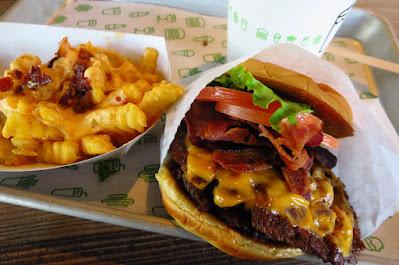New York, Shake Shack, burger