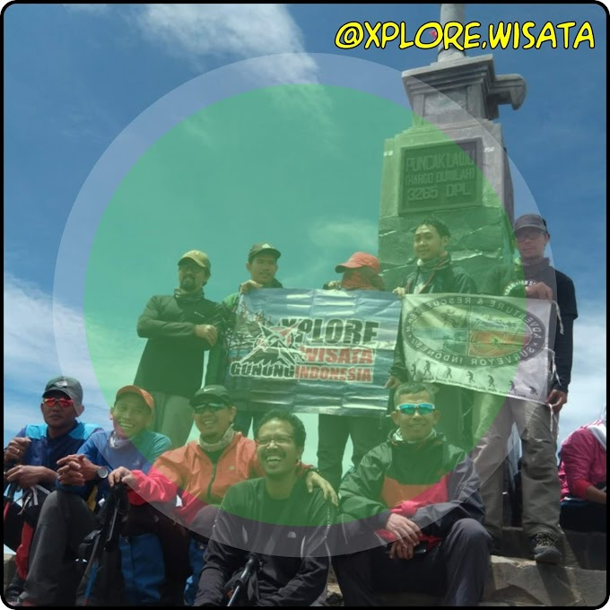 Trekking Gunung Lawu - Senior Eksekutif