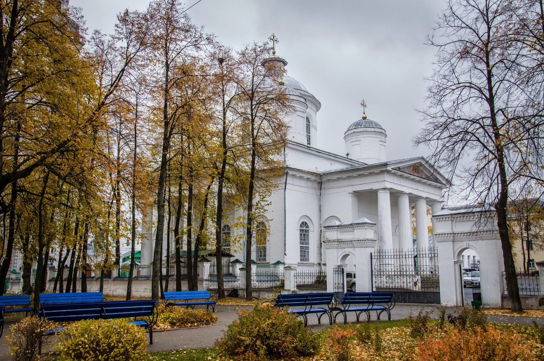 Троицкий собор. Кинешма