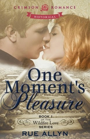 One Moment's Pleasure by Rue Allyn