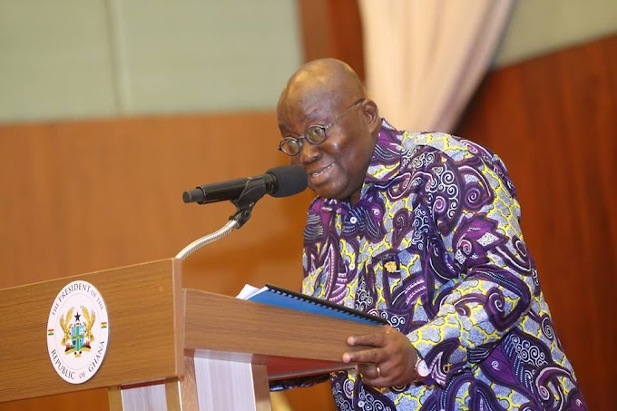 Creation of New Regions not Politically Motivated - President Akufo Addo