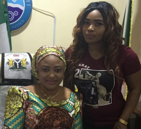kogi first lady halima abubakar treatment