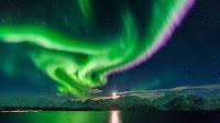 Aurora over Lyngenfjord