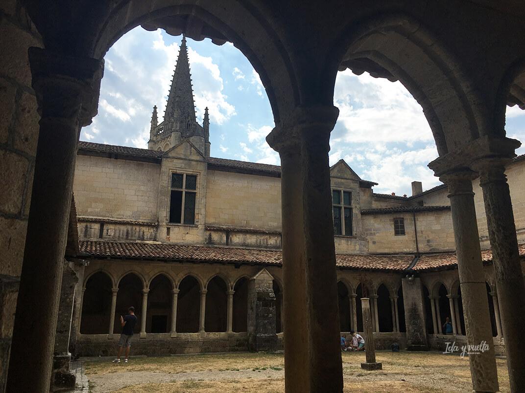 Colegiata Saint-Émilion
