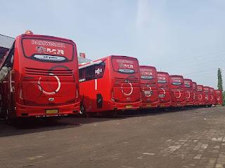 Sewa Bus Pariwisata Bandung SHD Mitra Rahayu 2019