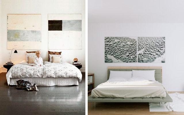 Marzua cabeceros art sticos para la decoraci n de dormitorios - Decorar cabeceros de cama ...