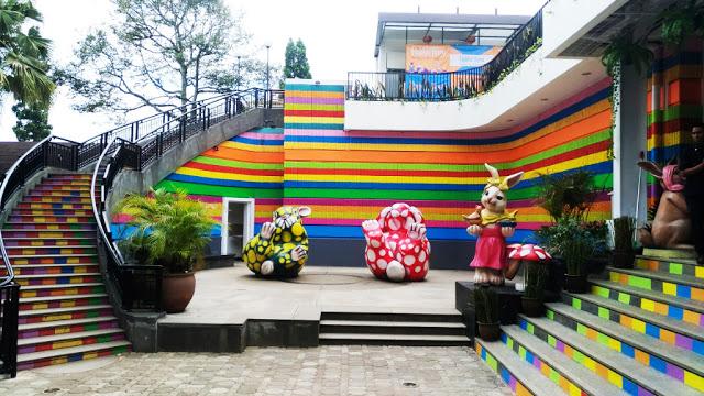 Harga Tiket Masuk Rabbit Town Bandung Tempat Wisata Yang Kekinian