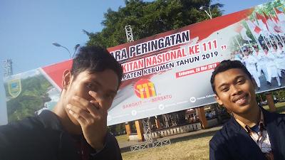 BEM STT Muhammadiyah Kebumen Ikuti Acara  Hari Kebangkitan Nasional ke 111 tahun 2019