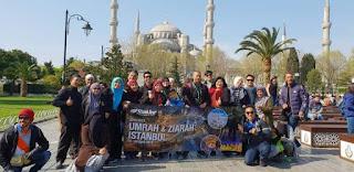 Trip Umrah Istanbul Shaklee 2018
