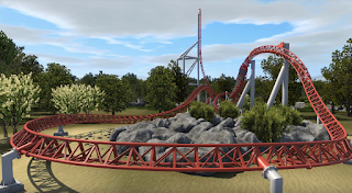 New for 2021 Parc Asterix, Intamin Quadruple-Launch Coaster + POV