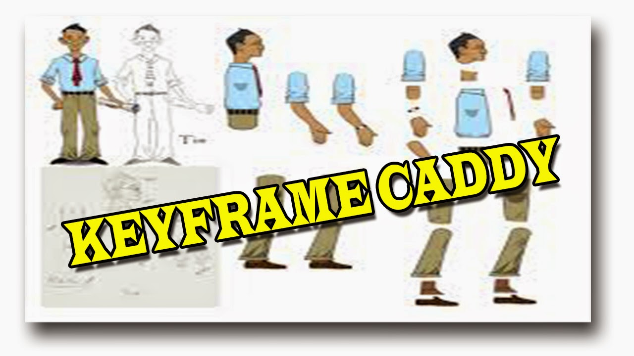 COMO USAR KEYFRAME CADDY EN FLASH nuevo | ENGLISH HOME