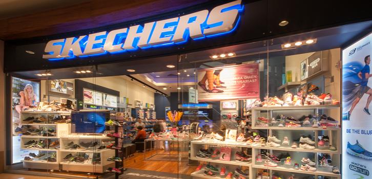 Vaticinador Dormitorio étnico  Negocios DEL MUNDO: La estadounidense Skechers finalizará el año con 22  establecimientos en España, seis de ellos propios
