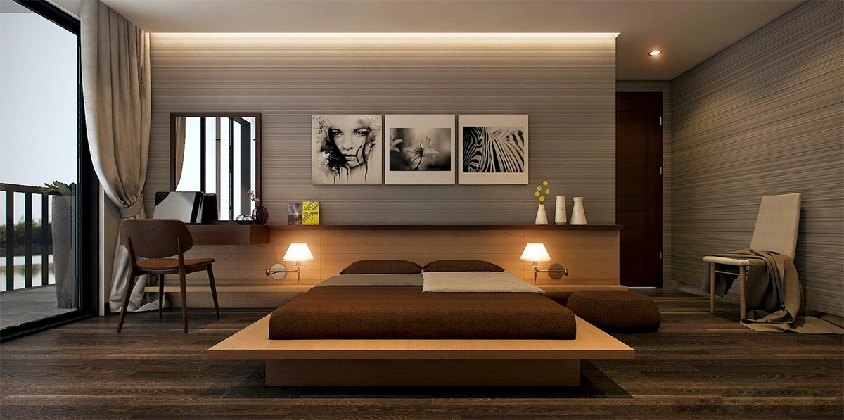 41 Gray Mens Bedroom Inspiration Ideas