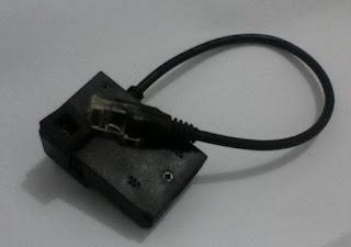 Cara membuat kabel micro usb  > rj45
