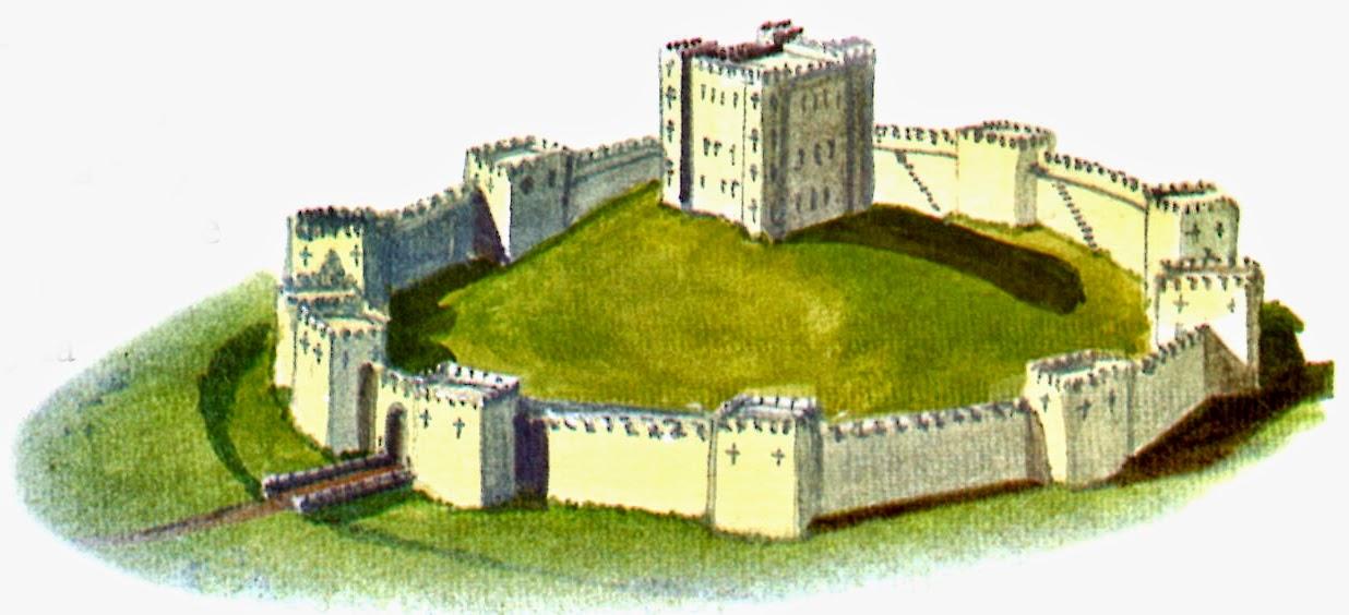 La arquitectura inicios de la edad media 501 1100 for Inicios de la arquitectura