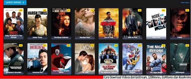 Cara Download Videos di GoStream, 123Movies, GoMovies dan KissAnime-3