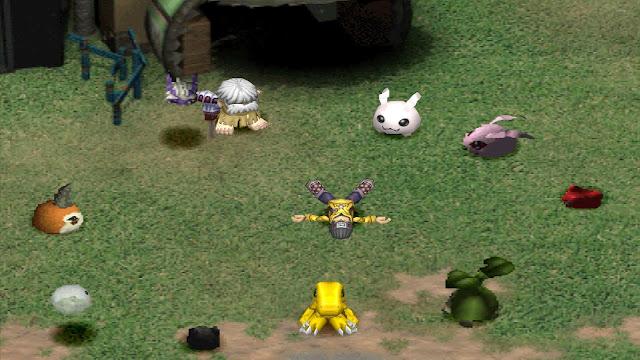 Digimon World - Captura 2