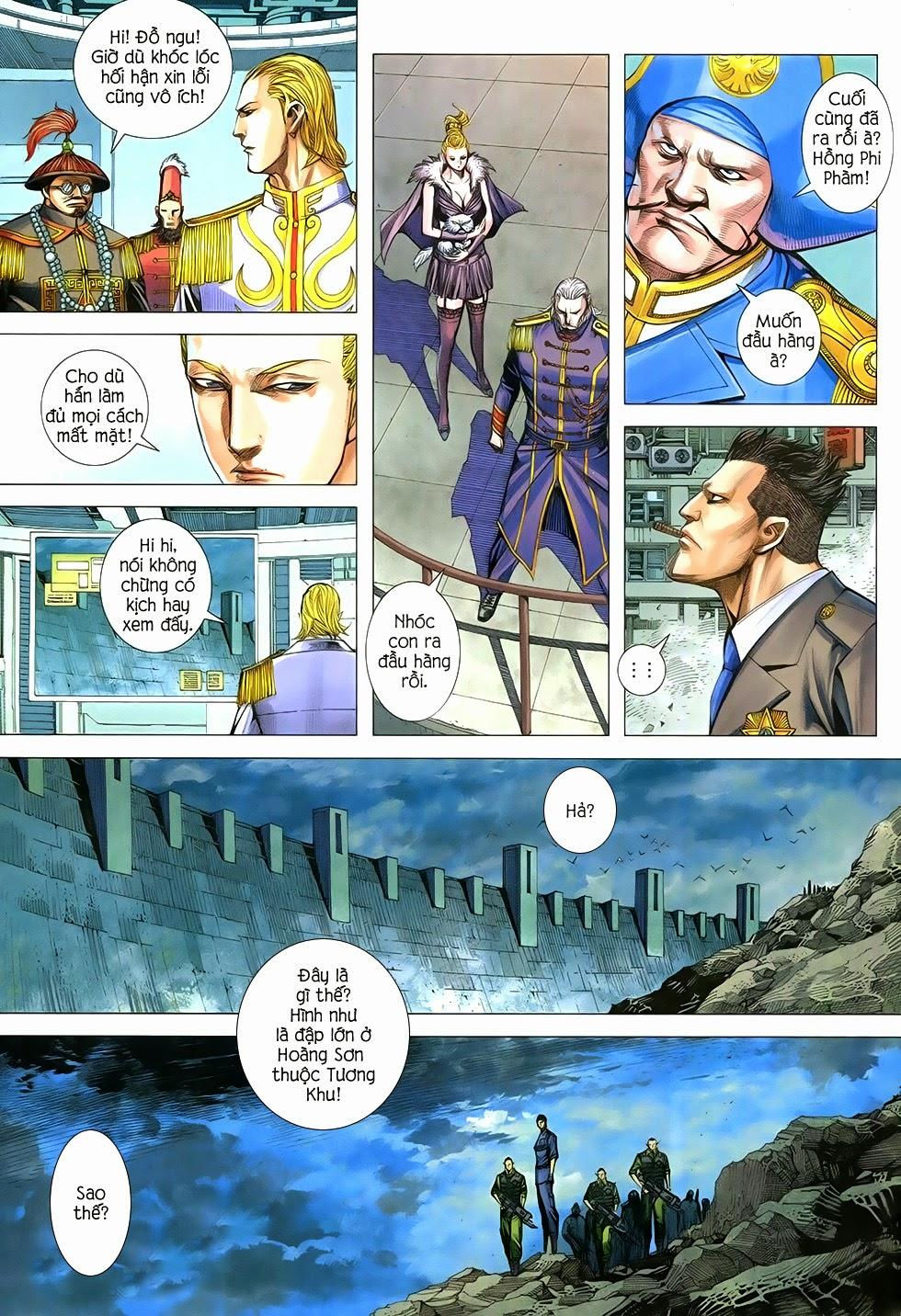 Đại Quân Phiệt chap 29 trang 25