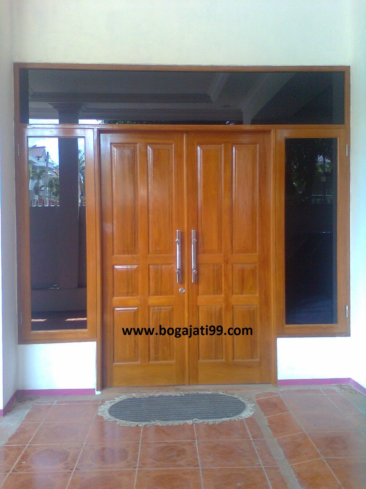 Model Pintu Panel Minimalis Pk Boga Jati Industri Perkayuan Dan Interior Furniture