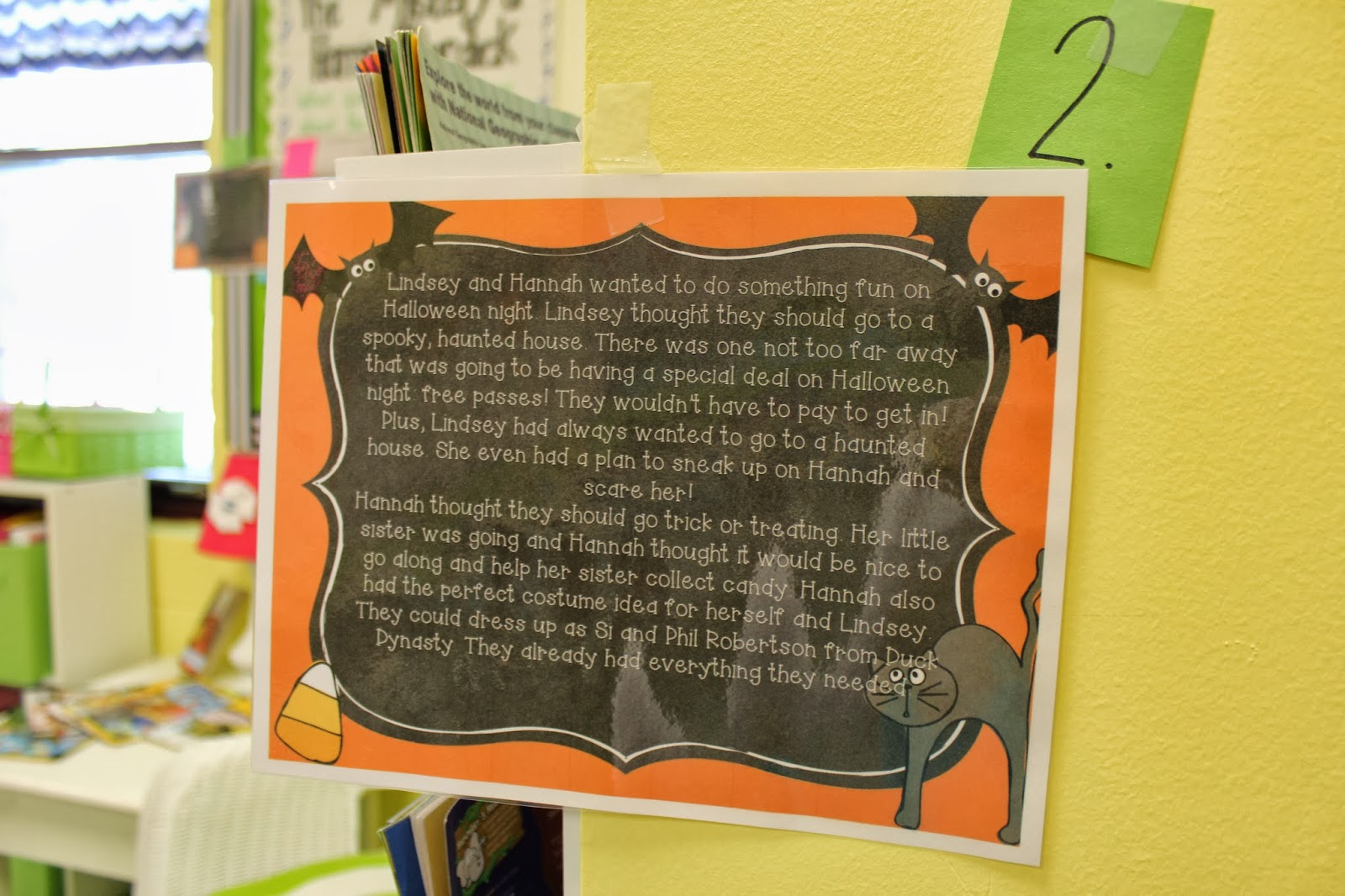 Life In First Grade Compare And Contrast