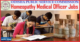 OPSC Recruitment 2019 for 150 Homeopathic Medical officer Posts