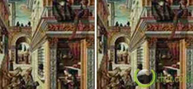 "Sinar Lampu UFO - ""The Annunciation"" 1486"