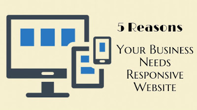 Why your business needs a Responsive Website Design?