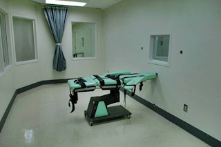 San Quentin's brand new execution chamber