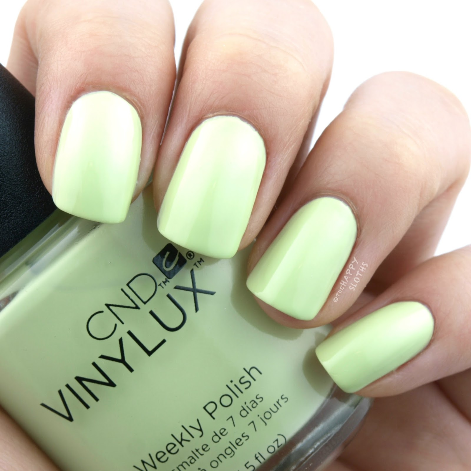 CND Summer 2017 Rhythm & Heat Sugar Cane: Review and Swatches