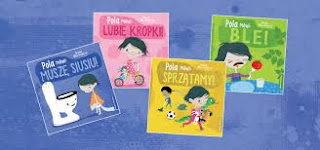 Pola mówi - najnowsza seria książeczek dla maluchów