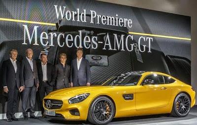 en çekici AMG Benz!