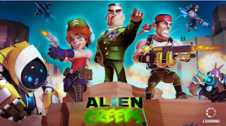 Alien Creeps TD APK MOD Unlimited Money