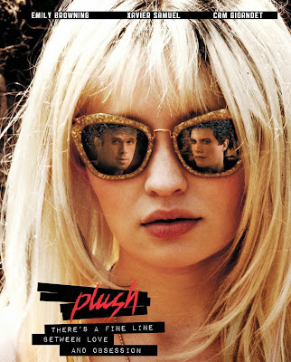 Poster Of Hollywood Film Plush (2013) In 300MB Compressed Size PC Movie Free Download At worldfree4u.com