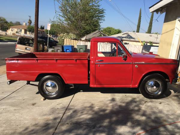 1964 Datsun 1200 L320 Pickup Truck For Sale $8,500