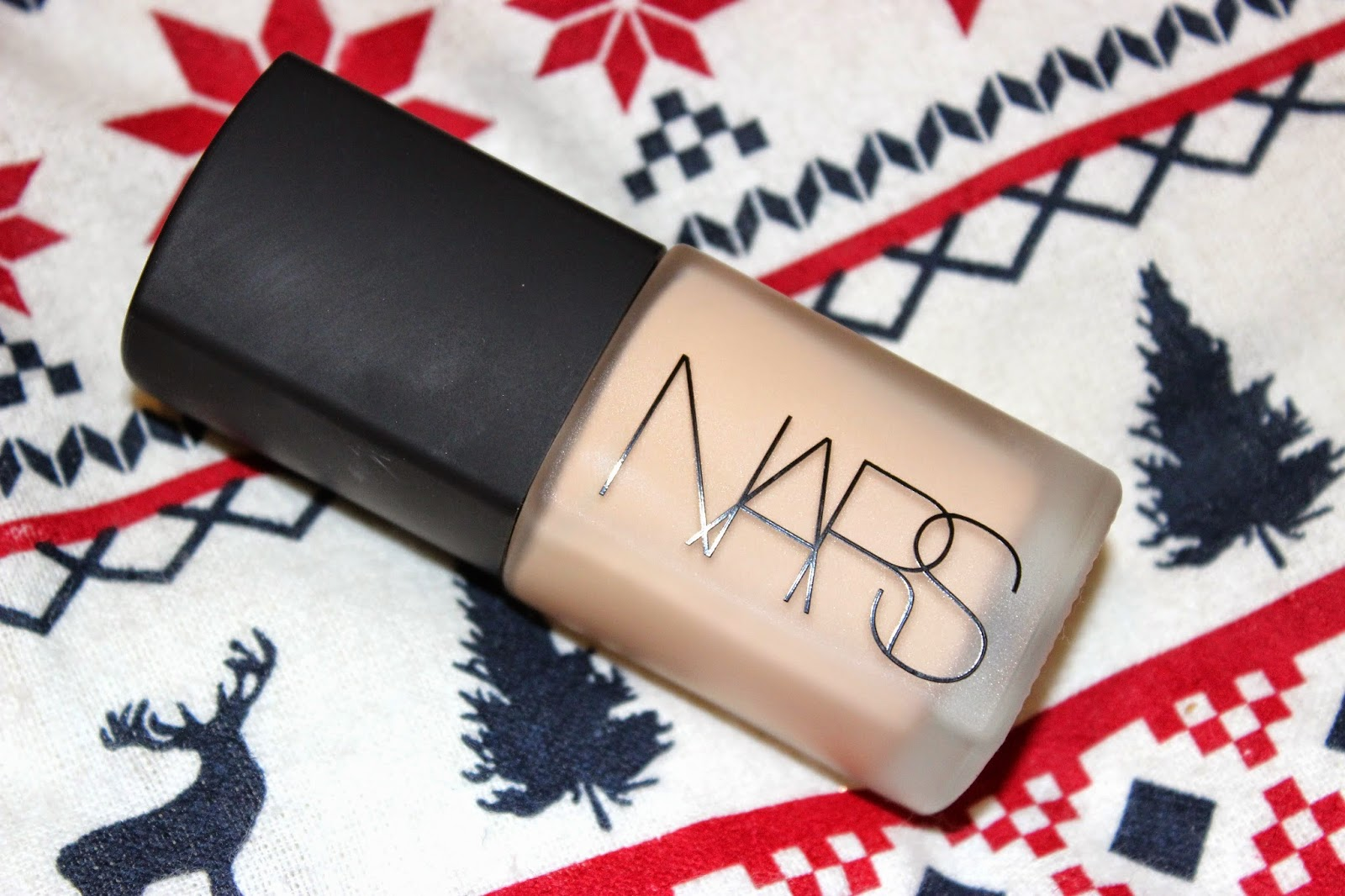 Naz Sheer Matte Foundation Review