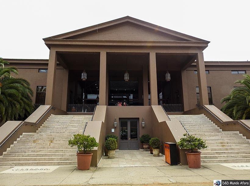 Vinícola Veramonte - Diário de Bordo Chile: 8 dias em Santiago e arredores