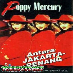 Poppy Mercury - Antara Jakarta dan Penang (1991) Album cover