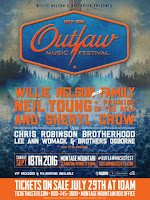 Neil Young - Outlaw Music Festival