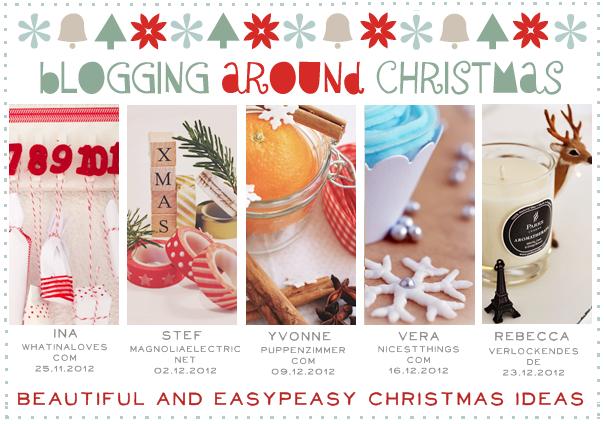 puppenzimmer blogging around christmas orangengelee. Black Bedroom Furniture Sets. Home Design Ideas