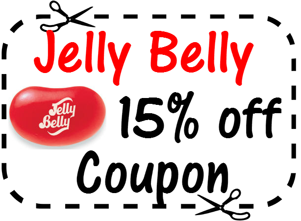 Jelly Belly Promo Code February, March, April, May, June, July 2016