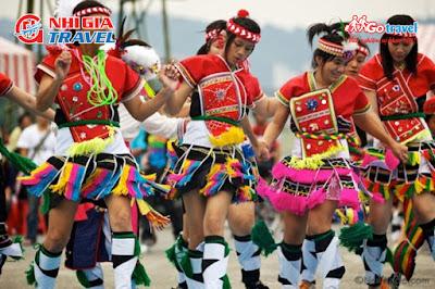 Những nét văn hóa độc đáo Đài Loan