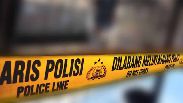 Masjid Diduga Diserang di Medan
