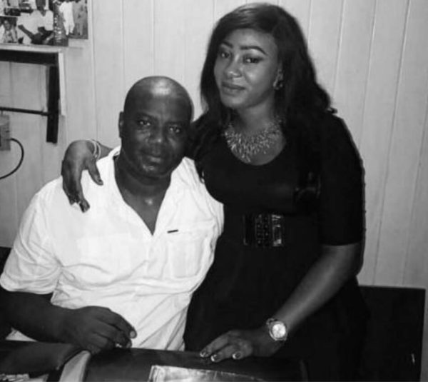 Lanre Gentry and new Lover