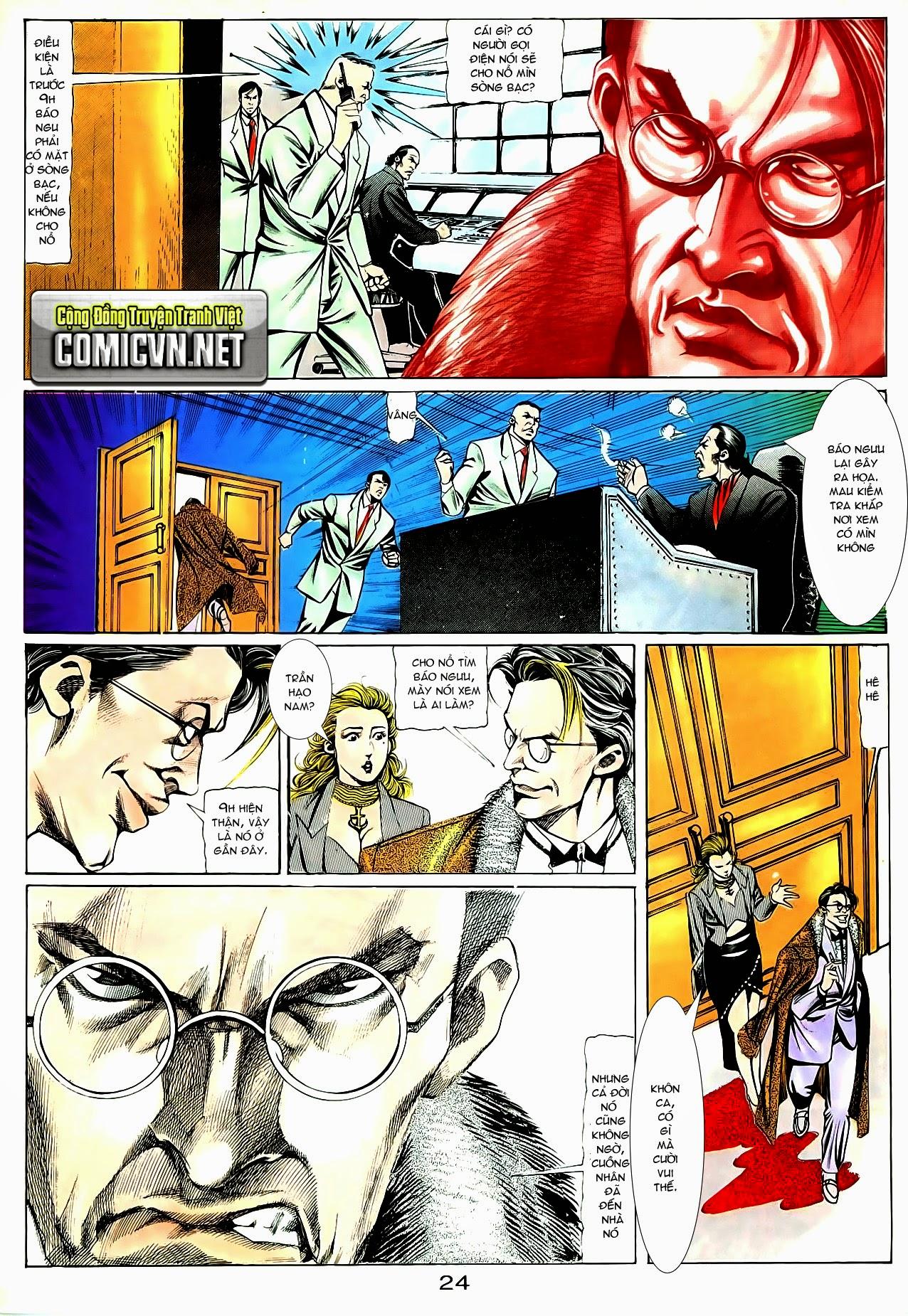 Người Trong Giang Hồ chapter 84: đỗ vương hạ tân trang 27
