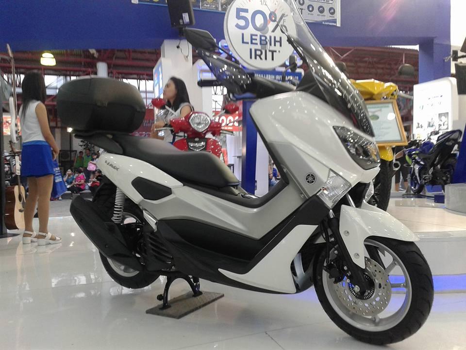 modifikasi motor yamaha nmax foto gambar50  terbaru