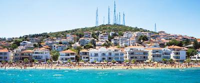 Pantai Kinaliada, Turki