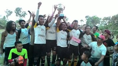 GARMESA Sang Juara Bertahan PPDM CUP